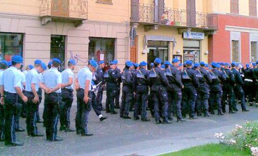 VOGHERA 01/07/2019: Oggi a Torricella la festa di San Basilide. Patrono Polizia penitenziaria.