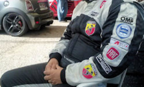 SALICE TERME 22/04/2016: Rally. Tigo Salviotti al via domenica allo Slalom Collegio-Penice