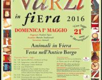 VARZI 29/04/2016: Domenica 1° Maggio in paese c'è la 21° Fiera. Il Programma