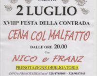 """BAGNARIA 21/06/2016: Sabato 2 Luglio a Ponte Crenna la 18° """"Festa della Contrada"""""""