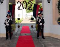 VOGHERA PAVIA VIGEVANO 07/06/2016: Festa per i 202 anni dei Carabinieri. Ieri premiati i militari che si sono distinti. Ci sono anche due vogheresi