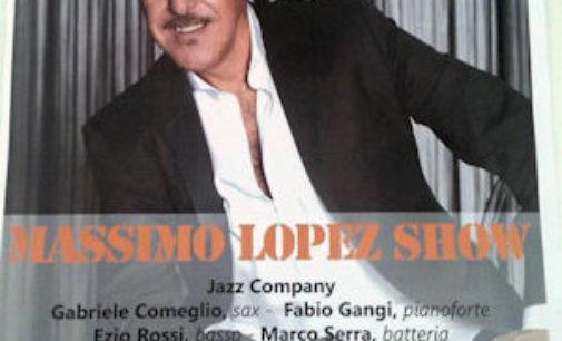 VOGHERA 16/06/2016: Alle 21.30 in piazza due Fontane il Massimo Lopez Show