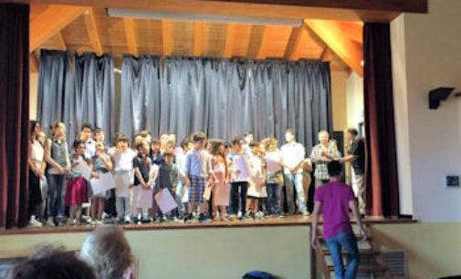 RETORBIDO VOGHERA 08/06/2016: Consegnati i diplomi e le borse di studio della chitarrorchestra