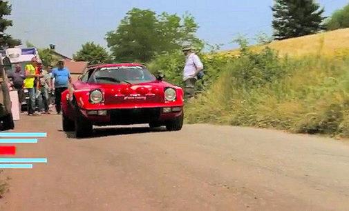 SALICE TERME 11/06/2016: I motori si sono accessi. Partito stanotte il Rally 4 Regioni