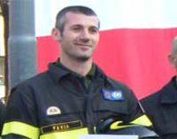 VOGHERA 29/07/2016: Davide Achilli. Venerdì 5 la messa per ricordare il pompiere morto in servizio