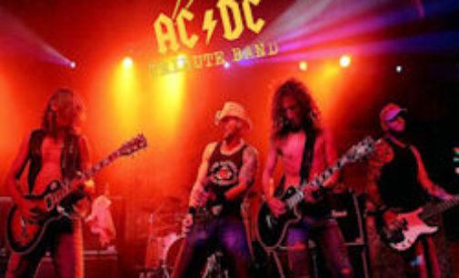 BAGNARIA 29/07/2016: Sabato il concerto del gruppo Riff Raff – AC/DC tribute band
