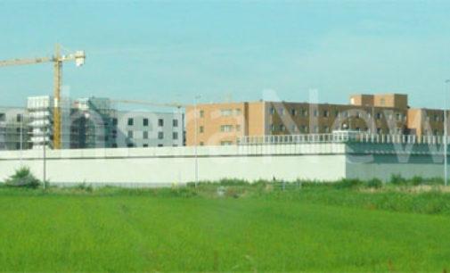 PAVIA 08/03/2020: Coronavirus. Rivolta anche nel carcere di Pavia. Incendi e 2 agenti presi in ostaggio