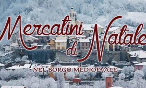 BAGNARIA 18/11/2019: Tornano nel borgo medievale i Mercatini di Natale. L'evento domenica 8 dicembre