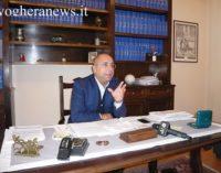 """VOGHERA 28/10/2016: Ballottaggio e Asm. Barbieri """"Se vince, è Ghezzi che venderà AsmVVS"""""""