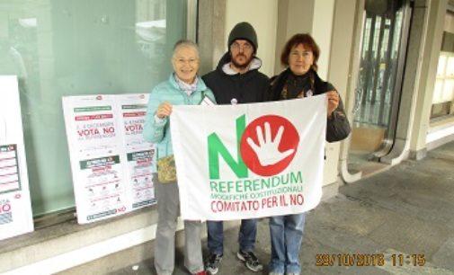 VOGHERA 31/10/2016: Referendum. Fine settimana di iniziative per il Comitato per il NO