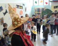 VOGHERA 02/11/2016: Alla scuola d'infanzia Dante la festa di Halloween… ecologica