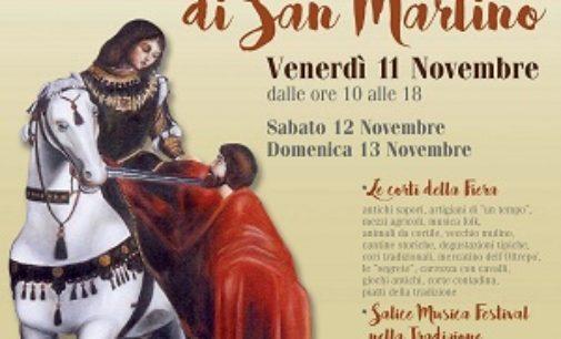 """GODIASCO 10/11/2016: Nel fine settimana la """"346° Antica Fiera di San Martino"""". Il programma completo"""