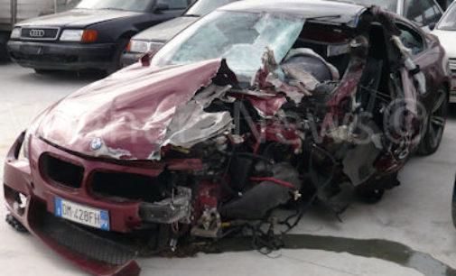 PAVIA VOGHERA 18/11/2016: In Lombardia gli incidenti stradali aumentano. Aumentano anche i morti. In provincia 4 incidenti al dì e anche qui nel 2015 l'impennata gli esiti tragici