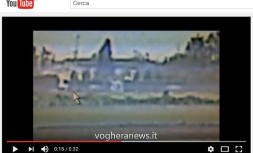 VOGHERA 04/11/2016: VIDEO. Incidente del 26/10 sulla Sp461. Telecamera coglie il momento esatto dello scontro fra le due auto