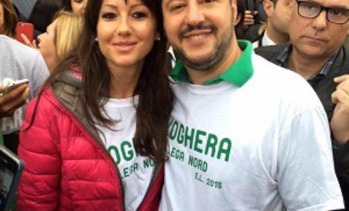 VOGHERA 16/11/2016: Elena Lucchini è il nuovo segretario cittadino della Lega Nord