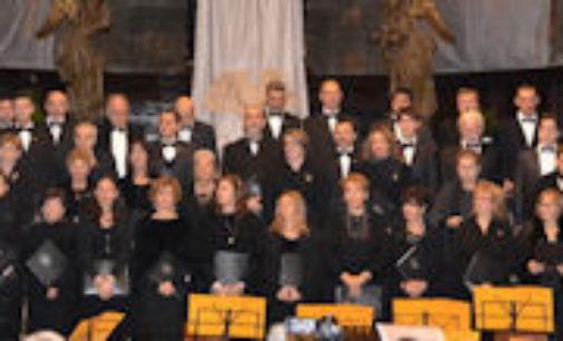 VOGHERA 16/11/2016: Polifonica Gavina in concerto sabato all'Auser