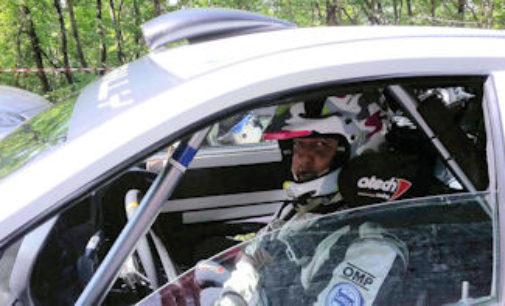 SALICE 19/11/2016: Rally. Tigo Salviotti al via nella nuova gara sul circuito di Castelletto