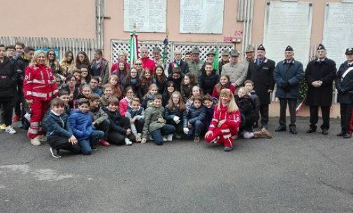 VARZI 04/11/2016: Celebrata in paese la Giornata delle Forze Armate