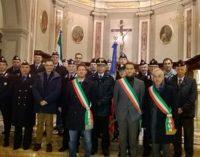 """VARZI 29/11/2016: """"Virgo Fidelis"""" celebrata anche nella capitale della Valle Staffora"""