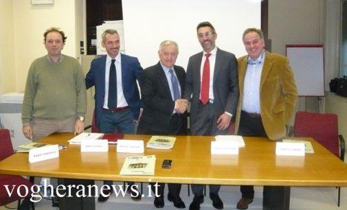 VOGHERA 02/12/2016: Energia elettrica a condizioni vantaggiose. Firmato stamattina l'accordo fra Asm e Associazione Artigiani dell'Oltrepo Lombardo