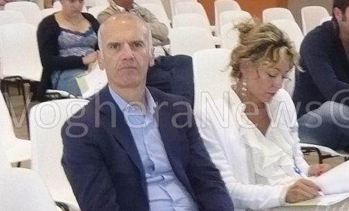 VOGHERA 22/12/2016: Stefano Bina torna in provincia di Pavia e diventa il nuovo presidente dell'Ato. L'ingegnere è uscito dall'Ama Roma dopo 3 mesi di attività
