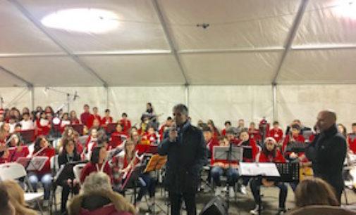 VOGHERA 19/12/2016: Scuola. IC Dante e Croce Rossa insieme per il Concerto di Natale