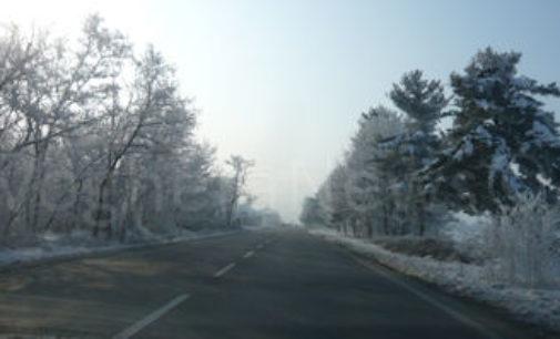 PAVIA 18/12/2016: Meteo. Per domani prevista neve sulla pianura pavese