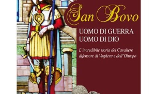 """BASTIDA PANCARANA 16/12/2016: Stasera Salerno presenta il libro """"San Bovo, uomo di guerra, uomo di dio"""""""