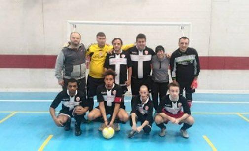 PAVIA 13/01/2017: Diversamente Abili. Sabato 21al Palaravizza la 3°giornata del campionato di calcio a 5. Al termine il derby lombardo C5 Pavia-Lecco
