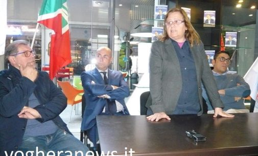 """VOGHERA 20/01/2017: Ballottaggio Bis. Barbieri estende ancora la coalizione. Firmato l'accordo """"programmatico"""" anche con Fratelli D'Italia"""