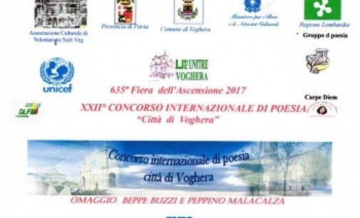 PAVIA 27/01/2017: La Morte di Rino Zucca. Il cordoglio del Concorso internazionale di poesia cità di Voghera