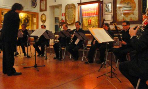 """VOGHERA 15/01/2017: Proseguono i Pomeriggi Musicali al Museo Storico. Oggi il concerto """"Fiati all'Opera"""""""