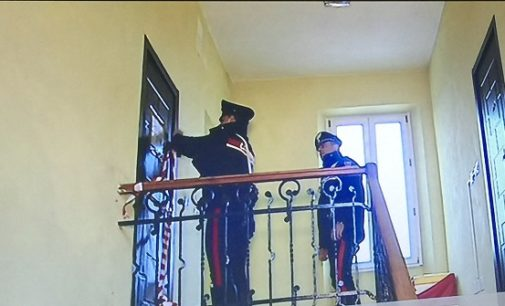 VOGHERA 09/01/2017: Delitto di via Negrotto. I carabinieri hanno fermato un tunisino. Franco Catracchia ucciso brutalmente a sprangate per motivi di droga