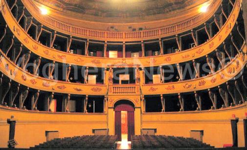 VOGHERA 31/01/2017: Il Teatro Sociale rinascerà. Dopo i soldi dell'accordo Comune-Esselunga arrivano anche quelli della Fondazione Cariplo