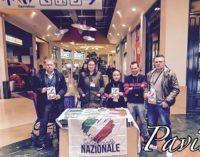 PAVIA 27/02/2017: Solidarietà Nazionale raccoglie fondi per 3 famiglie in difficoltà