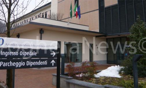 VOGHERA 26/02/2020: Coronavirus. Il reparto di Medicina è ancora chiuso al pubblico. Due positivi anche all'ospedale di Stradella. Reparto sigillato anche qui
