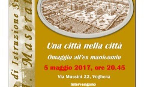 VOGHERA 03/05/2017: Il futuro dell'ex Op. Venerdì gli studenti del Maserati parlano del progetto di recupero