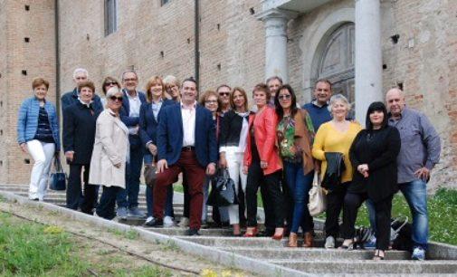 """VOGHERA 29/05/2017: Nasce il """"Club degli Amici"""". L'Associazione che fa da ponte fra le diverse generazioni"""