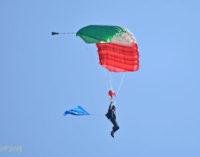VOGHERA 18/05/2017: Alla 635^ Sensia anche l' Associazione Nazionale Paracadutisti