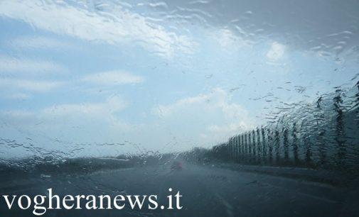 VOGHERA 12/05/2017: Meteo. Allarme temporali e vento sulla provincia per oggi e domani