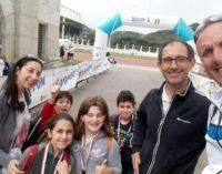 VOGHERA 15/05/2017: Scuola. A Roma i tennisti in erba all'IC Dante