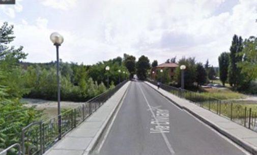 RIVANAZZANO SALICE 04/05/2017: Il ponte di Rivanazzano (ingresso Salice T.) chiude per 5 giorni. Per lavori di consolidamento del piano viabile