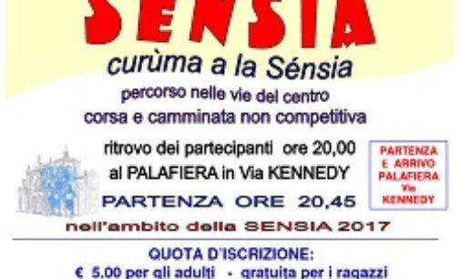 """VOGHERA 24/05/2017: Domani alle Fiera si corre. Dalle h 20 c'è """"Curùma a la Sensia"""""""