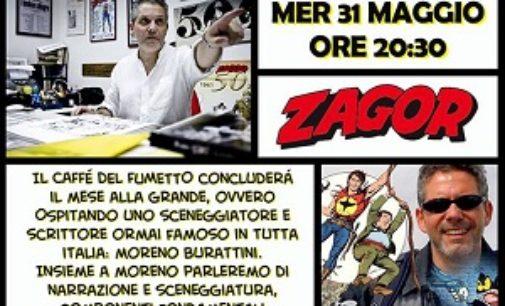 VOGHERA 29/05/2017: Fumetti. In città conferenza dello storico autore della serie Zagor
