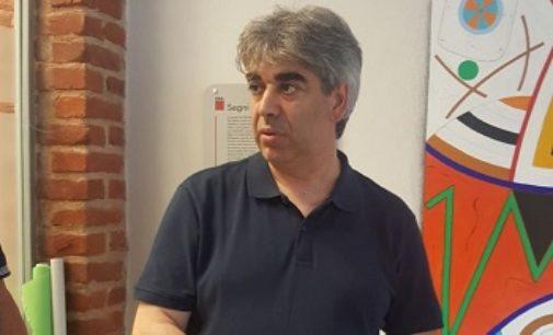 PAVIA 05/07/2017: Francesco Lucente nuovo Segretario Generale FLC Cgil