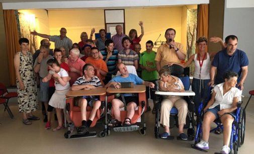 """VARZI VOGHERA 05/07/2017: Disabilità e Solidarietà. Mino è """"abile e arruolato"""" 2017. Successo per la manifestazione curata dal Gruppo Immagine della C.R.I. iriense"""