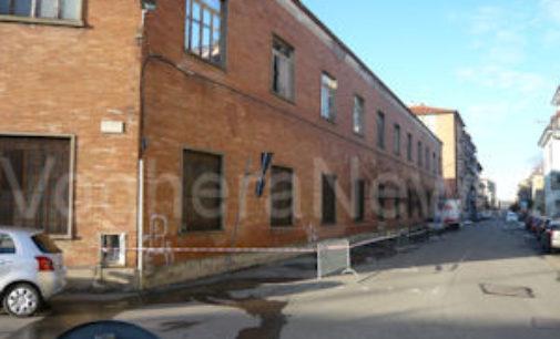 VOGHERA 21/07/2017: Ex Magazzini Generali. Partiti gli interventi per la messa in sicurezza