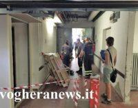 VOGHERA 21/07/2017: Operaio precipitato all'interno della tromba dell'ascensore. Il Comunicato dell'Asst