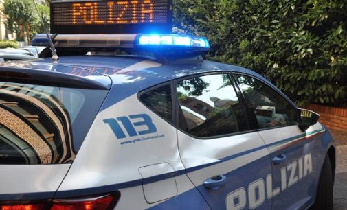 VOGHERA 29/07/2017: Polizia arresta spacciatore di cocaina. Il blitz in via Don Minzoni della Squadra mobile di Milano