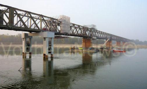PAVIA 21/07/2017: I soldi della Salerno-Reggio Calabria per il nuovo ponte della Becca. L'idea del senatore pavese Luis Alberto Orellana